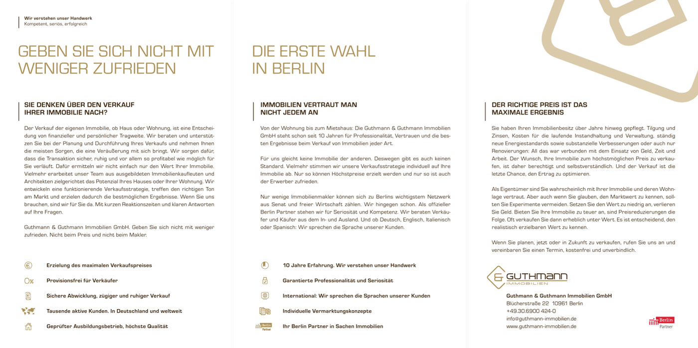 Flyer, Design, Berlin